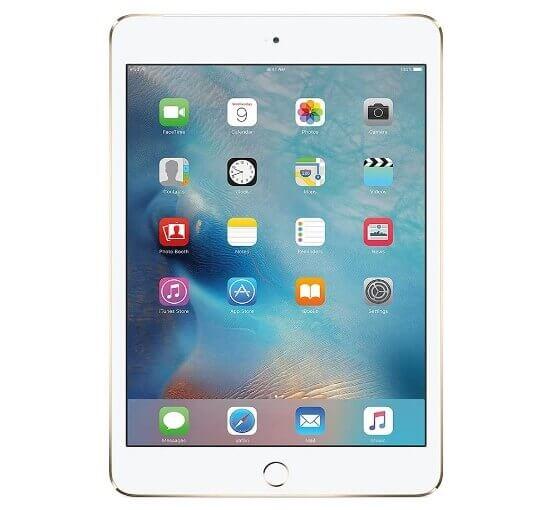 Apple iPad Mini 4 – The Best Budget iPad For Gaming