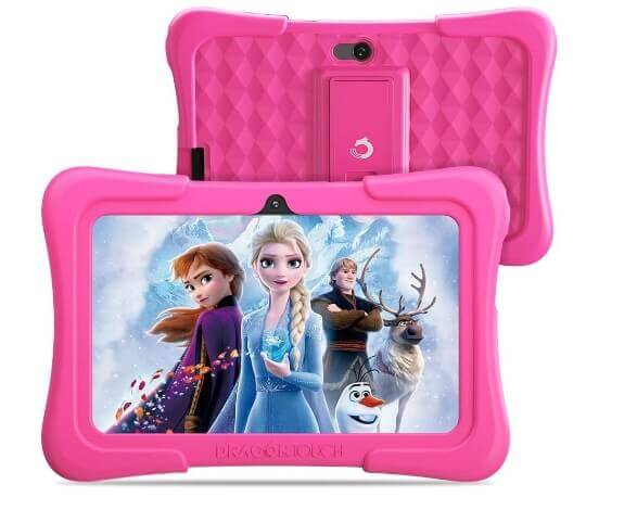 Dragon Touch Y88X Pro – Best Kids' 7-inch Tablet