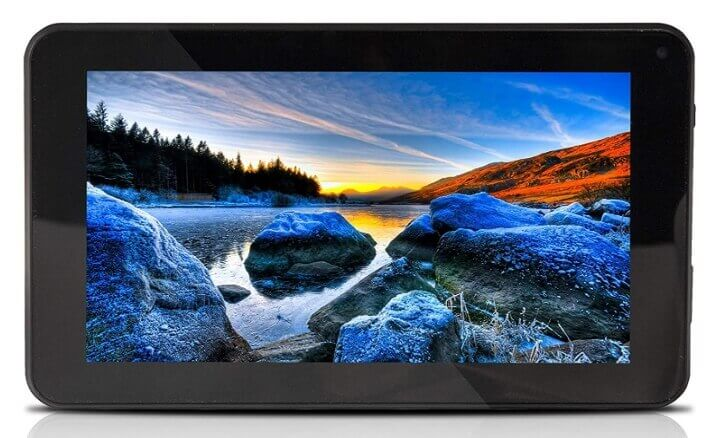 Fusion5 T099 – Scratch Resistant 7-inch Tablet