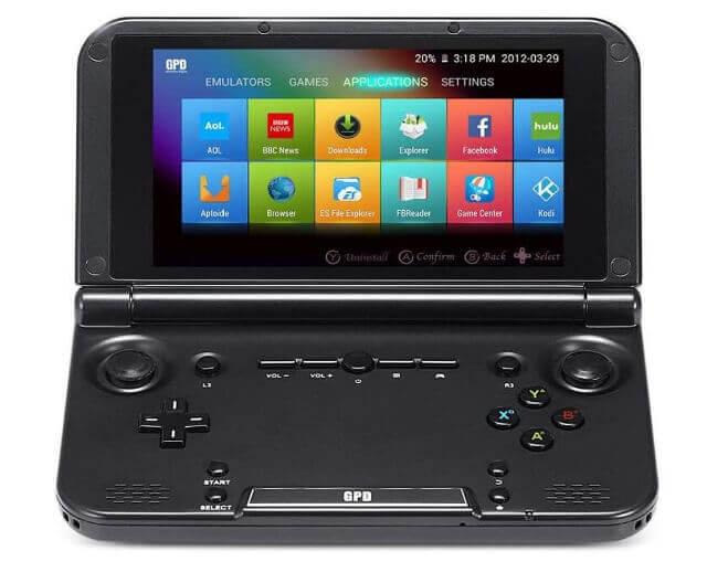 GPD LANRUO XD Plus – Best Gaming Tablet For Kids