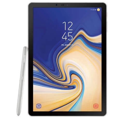 Samsung Galaxy Tab S4 - best for college students