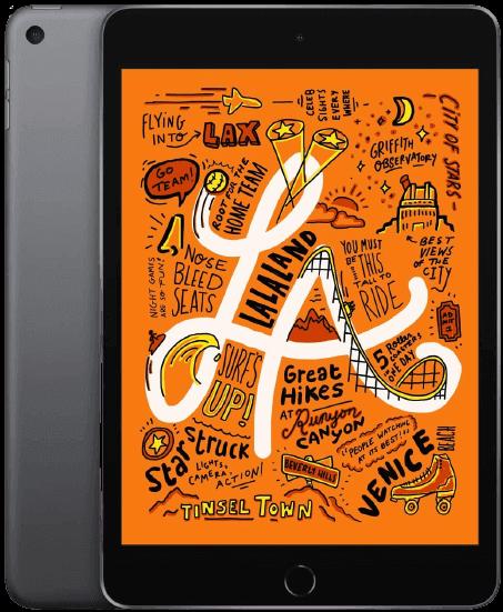 Apple iPad Mini – Best 8-inch Tablet iPad Mini