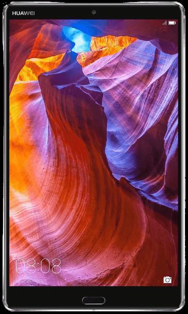 Best 8-inch Tablet: Huawei MediaPad M5