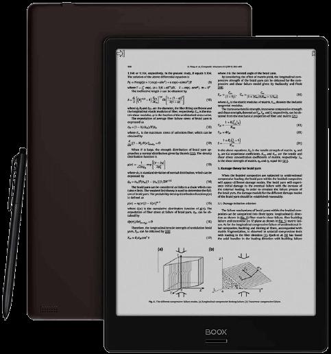 Boox Note Ereader – Best e-reader for reading pdf