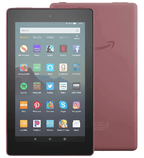 Fire HD 7 – Best cheap tablet for reading pdf