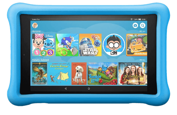Fire HD 8 Kids Edition – Best tablet to read and annotate pdf
