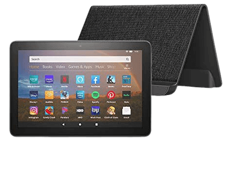 Fire HD 8 Plus – Best tablet for reading pdf files