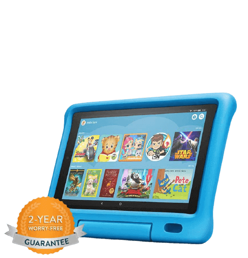 Fire HD 10 Kids Edition – Best Learning Tablets For Toddlers