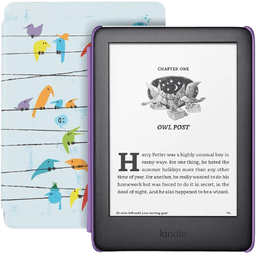 Kindle Kids Edition – Best Kindle For Kids Learning