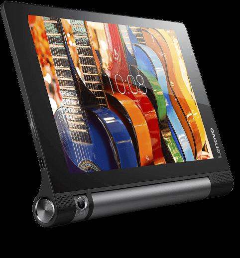 Best Tablet For Self Vlogging: Lenovo Yoga Tab 3