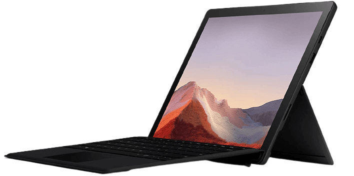 Best For Performance: Microsoft Surface Pro 7