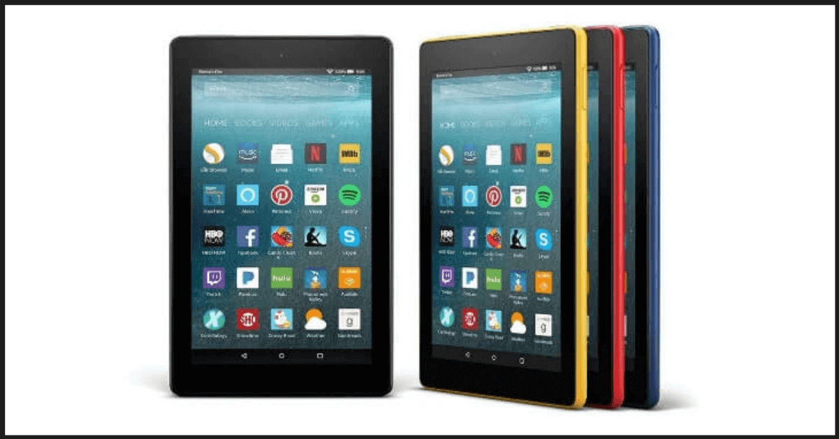 Amazon Fire 7 Tablet - Tablet For Budget