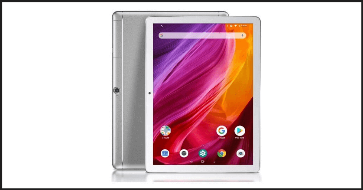 Dragon Touch K10 - Best Tablet For Kids