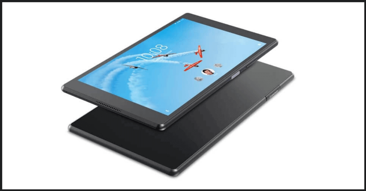 Lenovo Tab 4 - Best Tablet Under Budget