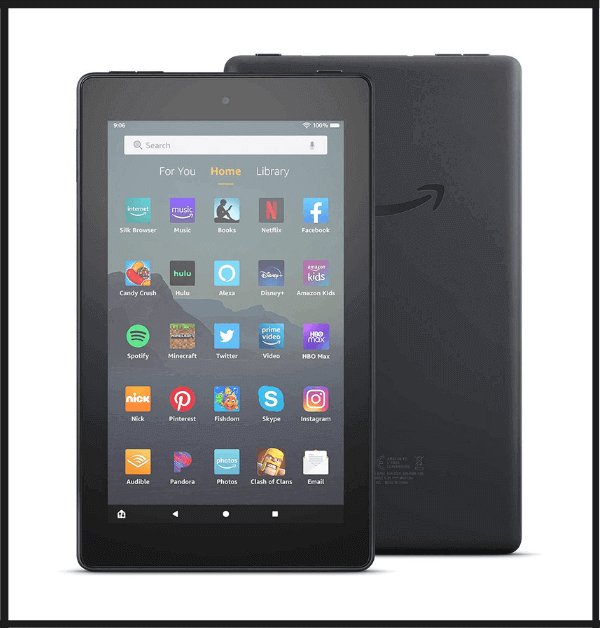 Amazon Fire 7 Tablet For Reading Books