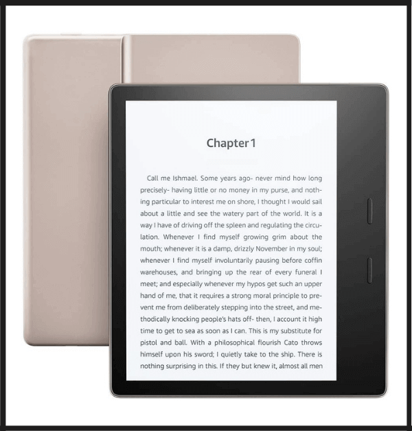 Kindle Oasis E-reader For Reading Newspapers