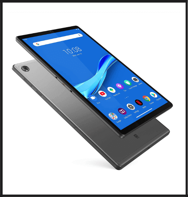 Lenovo Tab M10 Plus Tablet For Reading PDF and Taking Notes