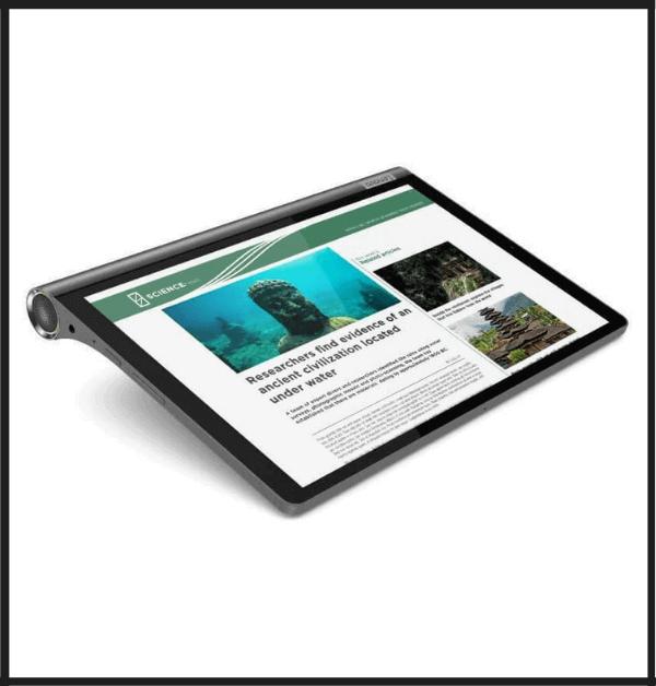 Lenovo Yoga Smart Tablet For Reading Magazines Online
