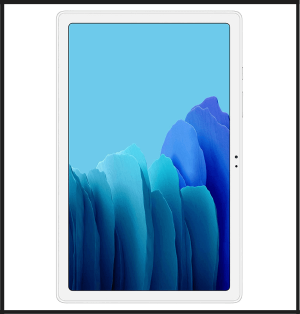 Samsung Galaxy Tab A7 Tablet For Reading Books and Newspapers