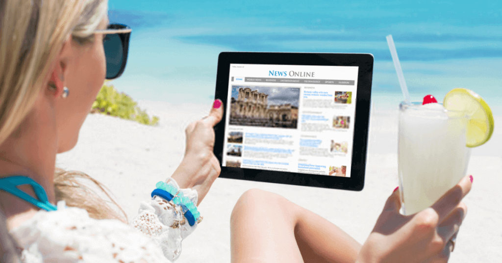 Things To Consider Before Buying The Best Tablet For Reading Newspapers