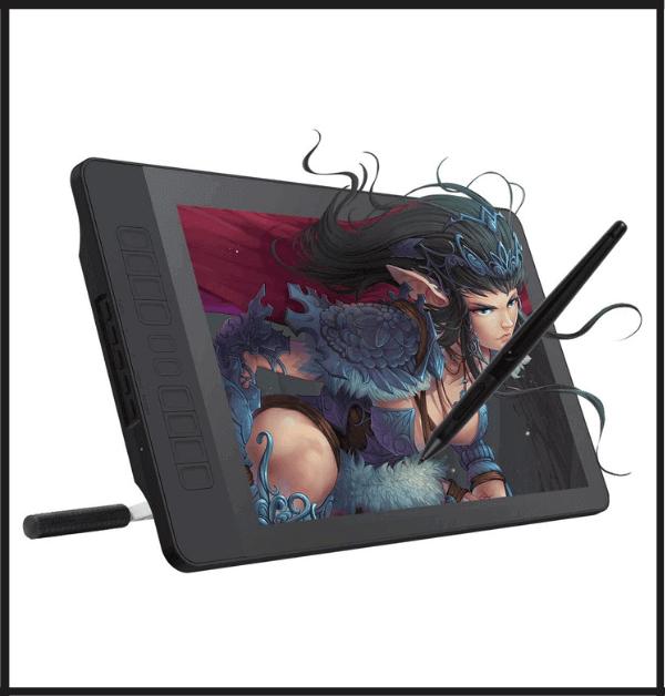 GAOMON PD1560 Pen Display Drawing Tablet For 3D Sculpting