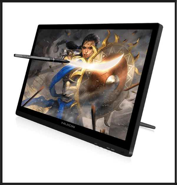 Huion KAMVAS 20 Drawing Tablet For Zbrush