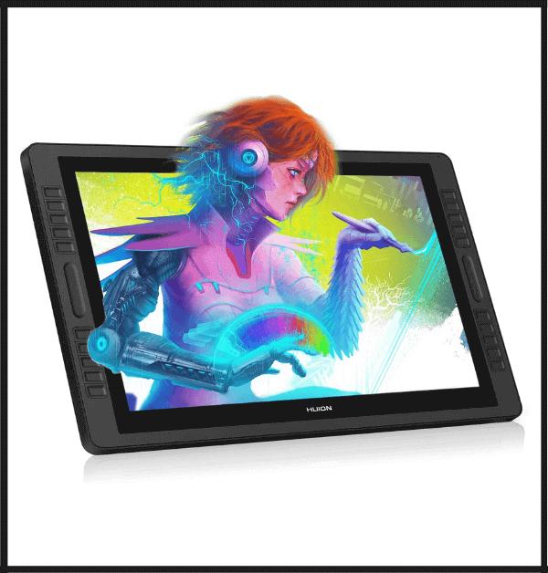 Huion KAMVAS PRO 22 Pen Tablet For Graphic Design
