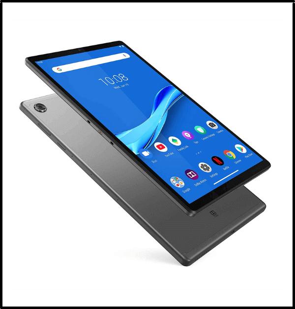 Lenovo Tab M10 Plus - tablets under 250