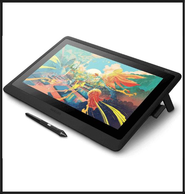 Wacom DTK1660K0A Cintiq 16 Screen Tablet For 3D Drawing