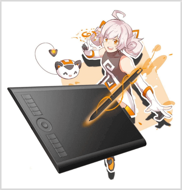 Best Drawing Tablet on a Budget: GAOMON M10K