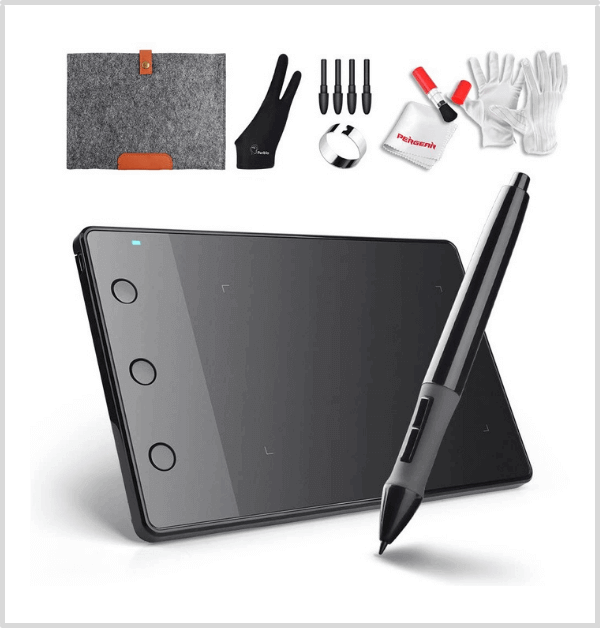 Best Value Drawing Tablet Under $100: HUION H420