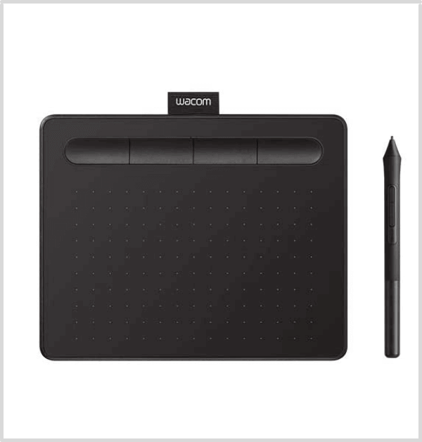 Recommend Drawing Tablet For Beginners: Wacom Intuos CTL4100